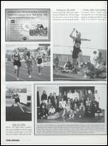 2001 Clyde High School Yearbook Page 110 & 111