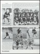 2001 Clyde High School Yearbook Page 116 & 117