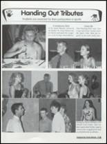 2001 Clyde High School Yearbook Page 120 & 121