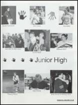 2001 Clyde High School Yearbook Page 122 & 123
