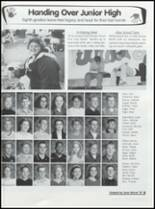 2001 Clyde High School Yearbook Page 124 & 125