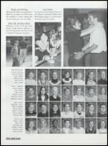 2001 Clyde High School Yearbook Page 126 & 127