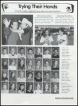2001 Clyde High School Yearbook Page 128 & 129