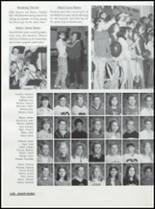 2001 Clyde High School Yearbook Page 130 & 131
