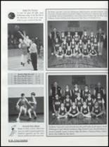 2001 Clyde High School Yearbook Page 150 & 151