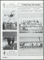 2001 Clyde High School Yearbook Page 154 & 155