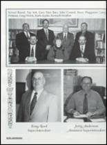 2001 Clyde High School Yearbook Page 158 & 159