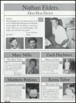 2001 Clyde High School Yearbook Page 172 & 173