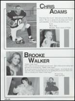 2001 Clyde High School Yearbook Page 182 & 183
