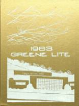 1963 Yearbook Central High School