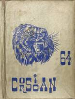 1964 Yearbook Corsicana High School