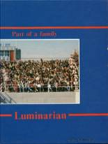 1982 Yearbook Concordia Lutheran High School