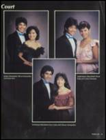 1986 Clairemont High School Yearbook Page 16 & 17