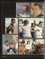 1986 Clairemont High School Yearbook Page 20 & 21