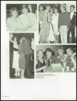 1986 Clairemont High School Yearbook Page 22 & 23
