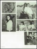 1986 Clairemont High School Yearbook Page 26 & 27