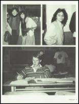1986 Clairemont High School Yearbook Page 32 & 33