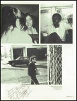 1986 Clairemont High School Yearbook Page 34 & 35