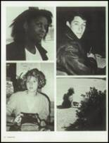 1986 Clairemont High School Yearbook Page 36 & 37