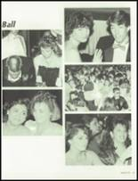 1986 Clairemont High School Yearbook Page 42 & 43