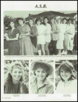1986 Clairemont High School Yearbook Page 46 & 47