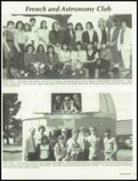 1986 Clairemont High School Yearbook Page 62 & 63