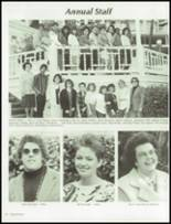 1986 Clairemont High School Yearbook Page 64 & 65