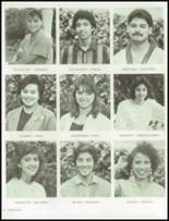 1986 Clairemont High School Yearbook Page 66 & 67