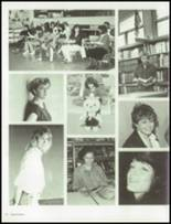 1986 Clairemont High School Yearbook Page 68 & 69