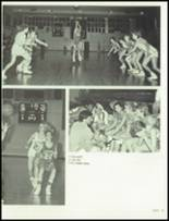 1986 Clairemont High School Yearbook Page 84 & 85