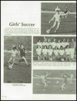 1986 Clairemont High School Yearbook Page 90 & 91