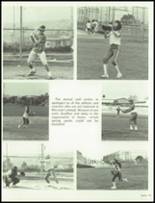 1986 Clairemont High School Yearbook Page 94 & 95