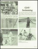1986 Clairemont High School Yearbook Page 98 & 99
