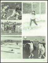 1986 Clairemont High School Yearbook Page 102 & 103