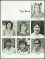 1986 Clairemont High School Yearbook Page 108 & 109