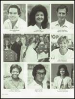 1986 Clairemont High School Yearbook Page 110 & 111