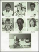 1986 Clairemont High School Yearbook Page 116 & 117