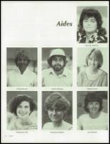 1986 Clairemont High School Yearbook Page 118 & 119