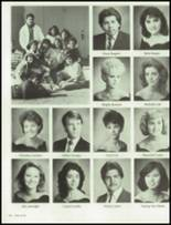 1986 Clairemont High School Yearbook Page 130 & 131