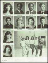 1986 Clairemont High School Yearbook Page 134 & 135