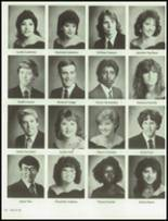 1986 Clairemont High School Yearbook Page 136 & 137
