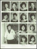 1986 Clairemont High School Yearbook Page 140 & 141