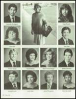 1986 Clairemont High School Yearbook Page 142 & 143