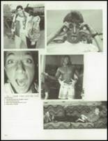 1986 Clairemont High School Yearbook Page 146 & 147