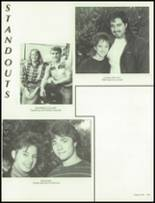 1986 Clairemont High School Yearbook Page 148 & 149