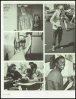 1986 Clairemont High School Yearbook Page 156 & 157