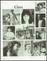 1986 Clairemont High School Yearbook Page 160 & 161