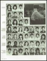 1986 Clairemont High School Yearbook Page 164 & 165