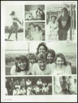 1986 Clairemont High School Yearbook Page 170 & 171