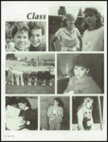1986 Clairemont High School Yearbook Page 176 & 177